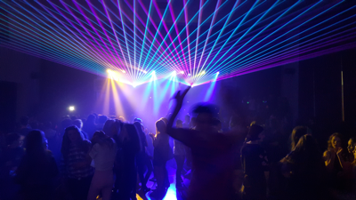 Big Impact Colour LASERs with After Dark Productions