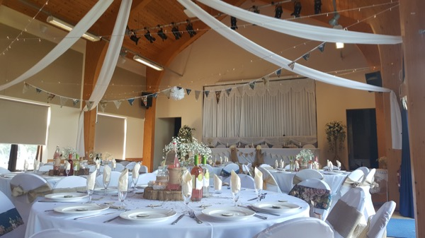 Bracklesham Barn Wedding