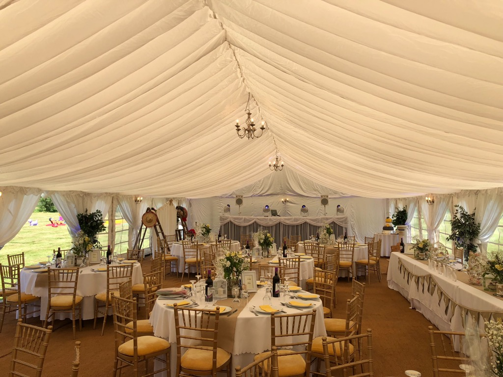 Wedding DJ at Oakwood Meadow Chichester